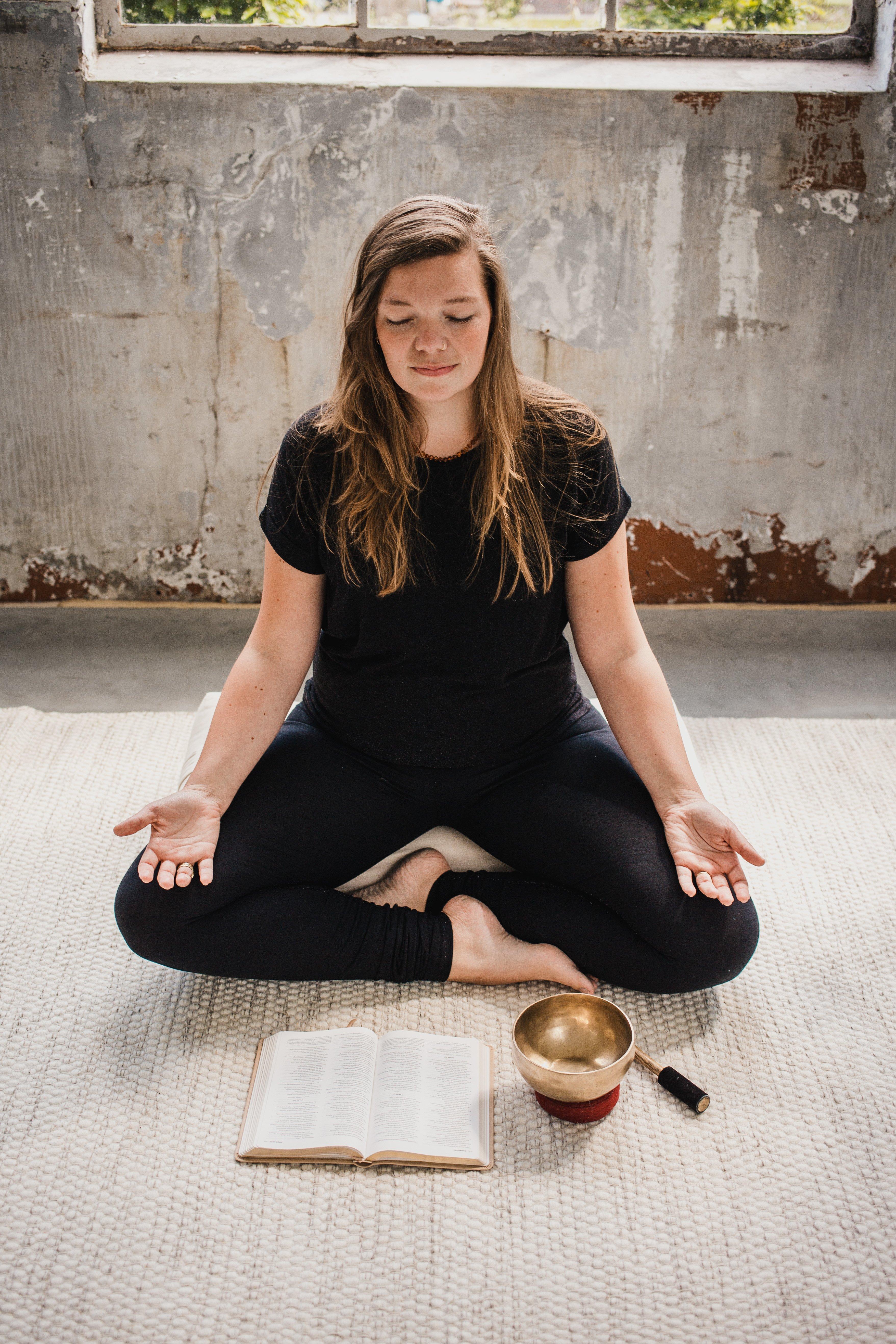 meditatie // maandabonnement